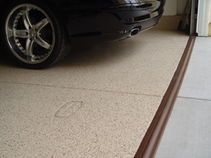 Garage Door Threshold Seal Keeps Your Garage Clean While Saving Energy!